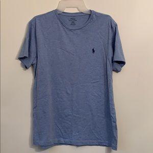 Ralph Lauren Men's Blue Polo T-shirt